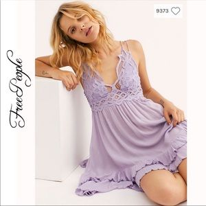 NWT Free people One Adella Slip